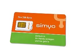 Jetzt bei simyo bis zu 50 Euro Bonusguthaben abstauben
